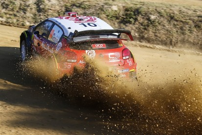 Citroen will miss Kris Meeke's C3 WRC experience, says Craig Breen