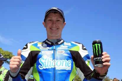 Isle of Man TT: Dean Harrison wins second Supersport race