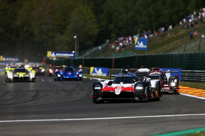FIA gives green light to WEC's 'hypercar' LMP1 prototype successor