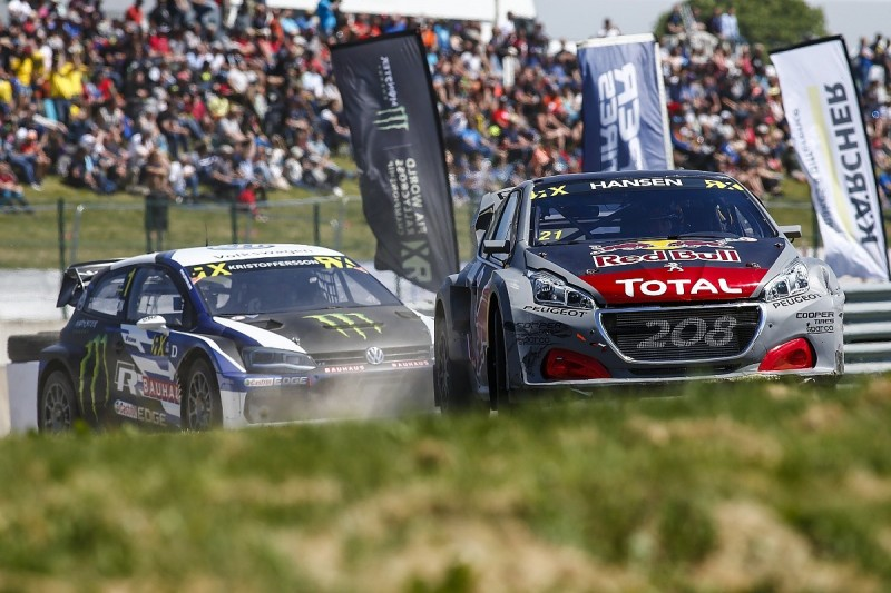 World Rallycross Championship electric car switch approved for 2020