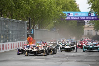 Formula E reveals season five calendar for 2018/19