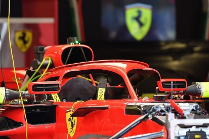 How Ferrari's Formula 1 mirrors became a talking point