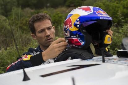 WRC Rally Italy: Sebastien Ogier takes early lead in Sardinia