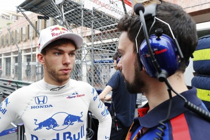 Gasly: Toro Rosso engine supplier Honda not in F1 to 'f*** around'