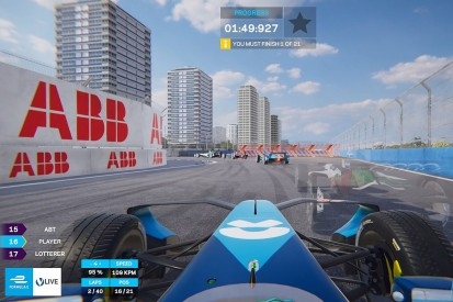 FE launches new 'ghost racing' app allowing gamers to race drivers