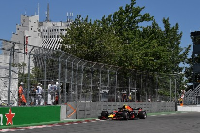 Canadian Grand Prix: Max Verstappen leads first Montreal practice