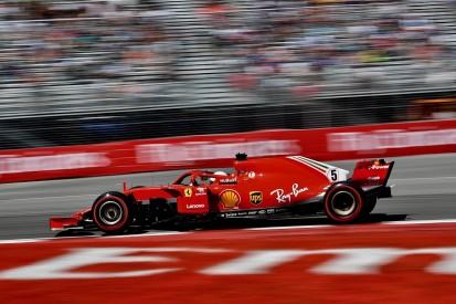 Ferrari F1 team's Canadian GP technical development push