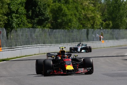 Canadian GP practice: Max Verstappen takes clean sweep of sessions