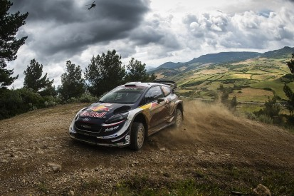 WRC Rally Italy: Sebastien Ogier holds off Thierry Neuville
