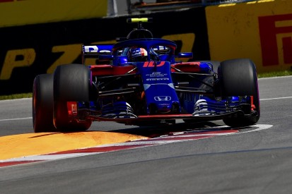 Pierre Gasly compromised by using old Honda engine in Canada