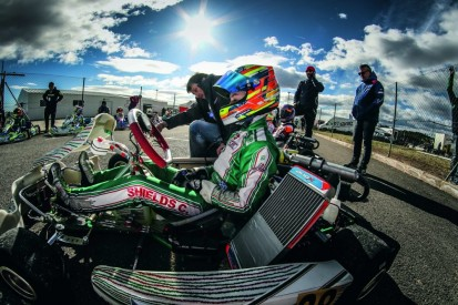 Promoted: Taking on the European karting scene