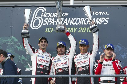 WEC Spa: Alonso says debut win 'fantastic' way to end victory drought