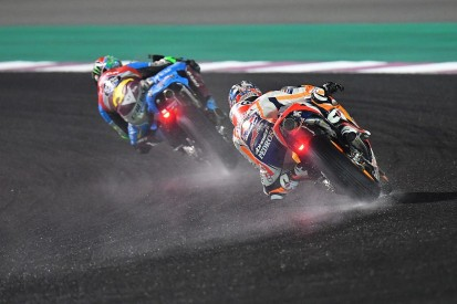 MotoGP riders back wet Qatar Grand Prix night race after test