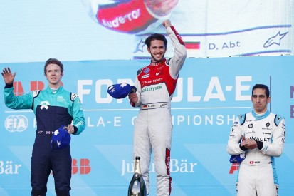 Mexico City Formula E: Daniel Abt takes breakthrough win for Audi