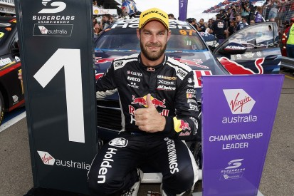 Adelaide Supercars: Van Gisbergen wins again as rivals hit trouble
