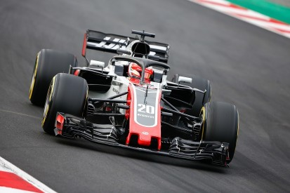 F1's 'ugly, awkward' halo could cause Eau Rouge issue - Magnussen