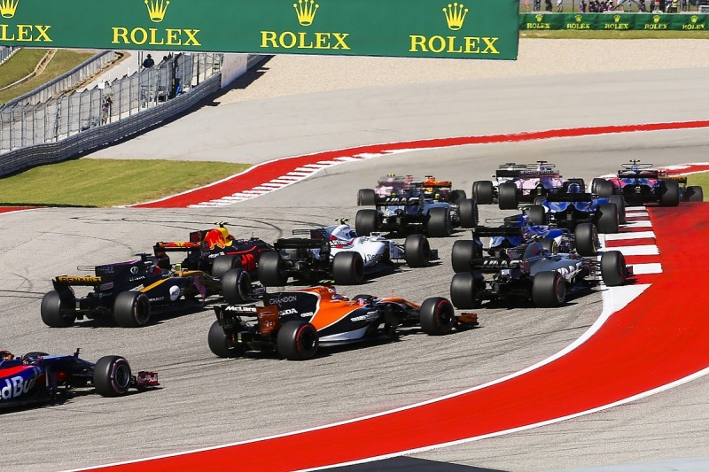 Liberty puts plans for radical F1 calendar shake-up on hold
