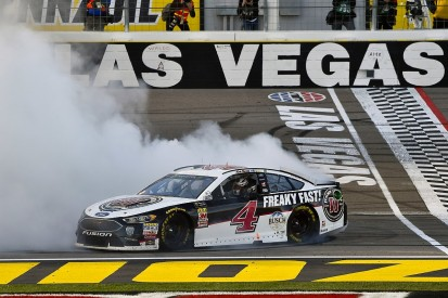 Kevin Harvick's Las Vegas NASCAR win 'answers questions' for 2018