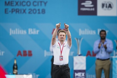 Formula E Mexico: Emotion of Abt victory surprised Audi boss McNish