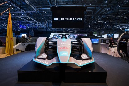 Formula E unveils its Gen2 car for 2018/19 season