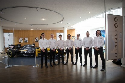 INFINITI Engineering Academy finals to be held at F1 grands prix