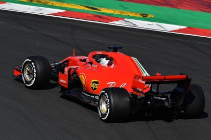 F1 testing: Vettel fastest on first morning, more trouble for McLaren