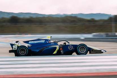 F2 testing: McLaren F1 reserve Norris leads day one at Paul Ricard