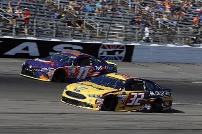 Hamlin, Harvick offer to help DiBenedetto after NASCAR sponsor exit