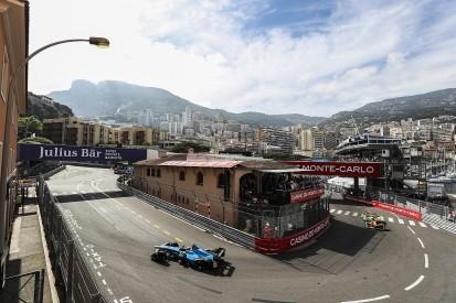 Full Monaco Grand Prix track on Formula E's 2018/19 calendar plan