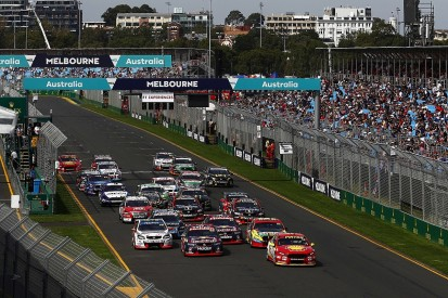 Supercars in talks for more Formula 1 grand prix support slots