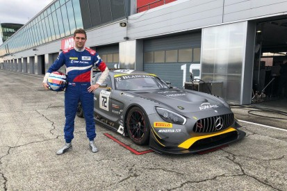 Ex-F1 driver Vitaly Petrov gets ASP/SMP Blancpain GT Mercedes seat