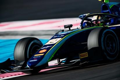 Ricard Formula 2 testing: McLaren reserve Lando Norris fastest