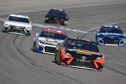 Martin Truex Jr unsure why NASCAR title defence has been tough so far