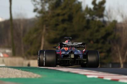 F1 testing: Red Bull's Daniel Ricciardo top, McLaren loses time