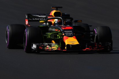 F1 testing: Mercedes now sees Red Bull as a threat for 2018