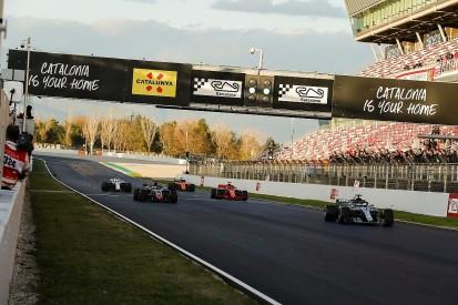 F1's new 2018 restart rules risk causing chaos - Romain Grosjean