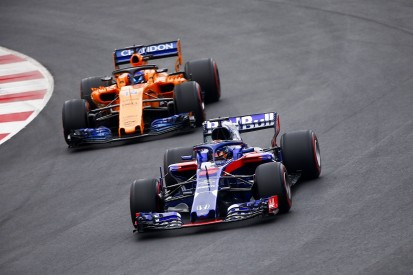 F1 testing: McLaren impressed by former supplier Honda's performance