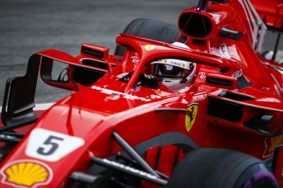 F1 testing: Vettel warns against 'wrong conclusion' on record pace