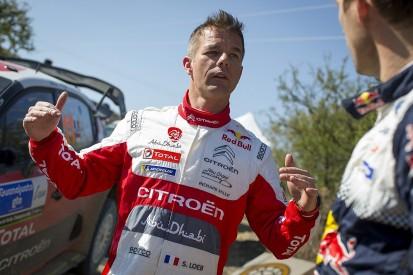 WRC Rally Mexico: Loeb 10th on shakedown, team-mate Meeke fastest