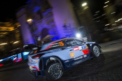 WRC Rally Mexico: Neuville takes early lead, Loeb in 10th