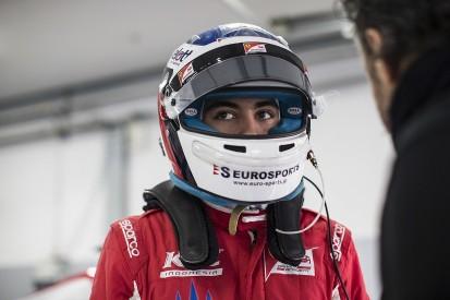 GP3 race-winner Alesi in running for G-Drive ELMS LMP2 seat