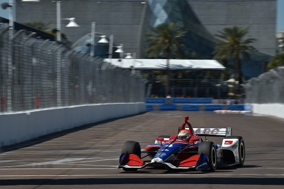 St Petersburg IndyCar: Foyt's rookie Leist leads first practice