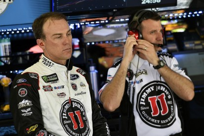 Harvick warns NASCAR Cup about 'slippery slope' over penalties