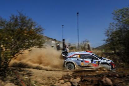 Rally Mexico: Dani Sordo leads, Sebastien Loeb third