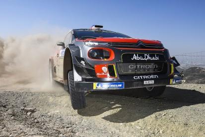 WRC Rally Mexico: Sebastien Loeb closes on Dani Sordo for lead