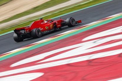 F1 testing round-up: Sebastian Vettel leads Ferrari one-two
