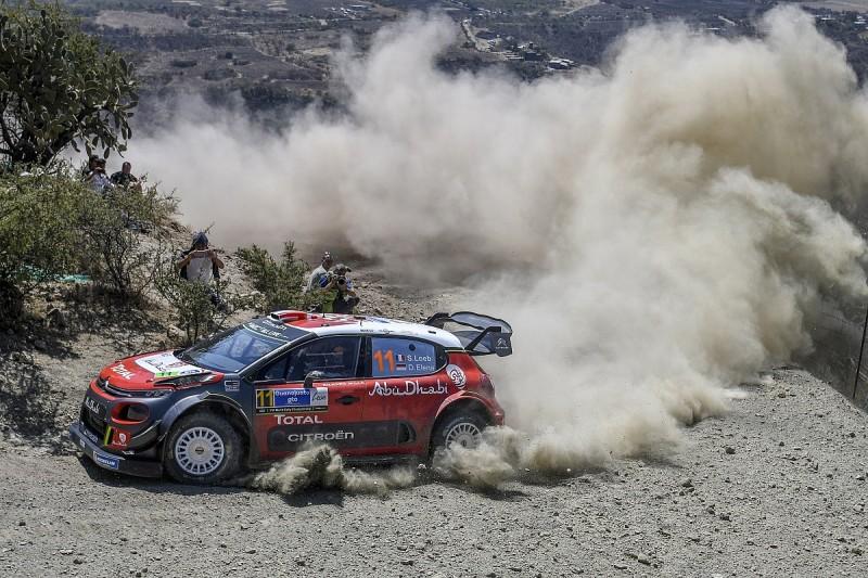 WRC Rally Mexico: Sebastien Loeb surges into overall lead