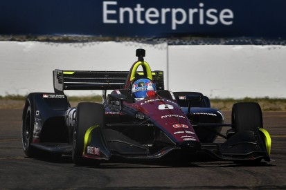 IndyCar St Petersburg: Robert Wickens claims pole for debut