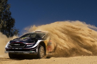 WRC Rally Mexico: Ogier extends lead with four stage wins