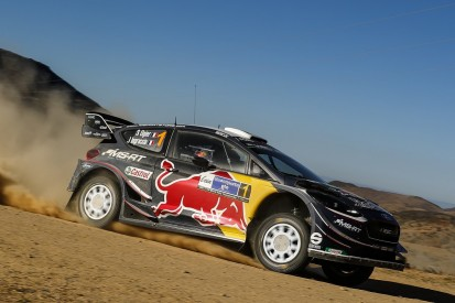 Rally Mexico: Sebastien Ogier takes WRC championship lead with win